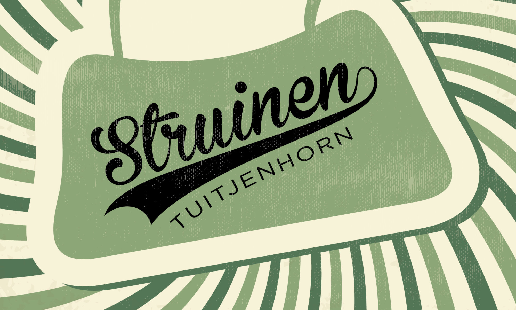Struinen Tuitjenhorn